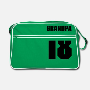Grandpa 18 - Retro Bag