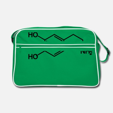 Hormone Dopamine / happiness hormone - Retro Bag