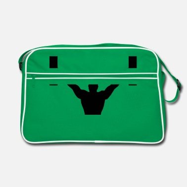 Body Building body building - Retro Bag