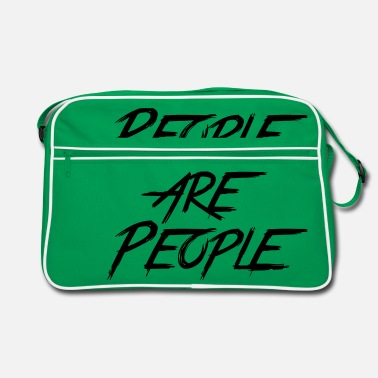 People PEOPLE ARE PEOPLE - Retro Bag