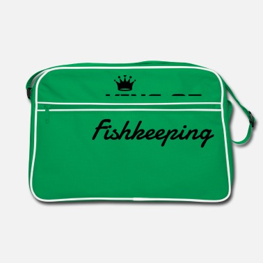 Pisciculture Fishkeeping Fish Aquaristik Aquarium Aquariophilie - Retro Bag