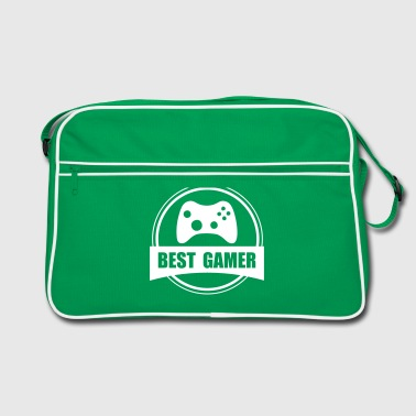 Best Gamer - Bandolera retro