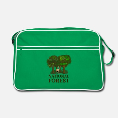 National National Forest - Retrotasche