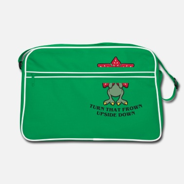 Series Upside Down Series Stranger Gift Funny - Retro Bag