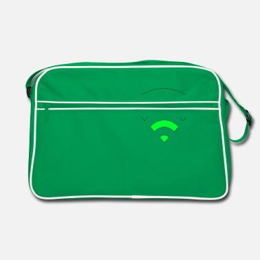 Wireless Wireless Internet access - Retro Bag