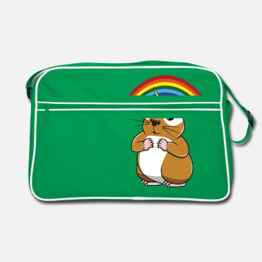 Cavy Guinicorn Guinea Pig Unicorn for Cavy Lovers - Retro Bag