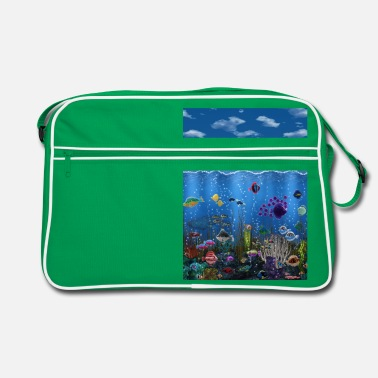 Underwater Underwater Love - Retrotasche