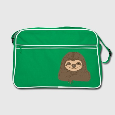 sloth (b) - Retro Bag