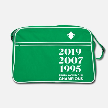 South Africa South Africa Rugby World Cup Champions - Retro Bag