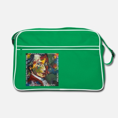 Mozart Mozart - Retro Bag