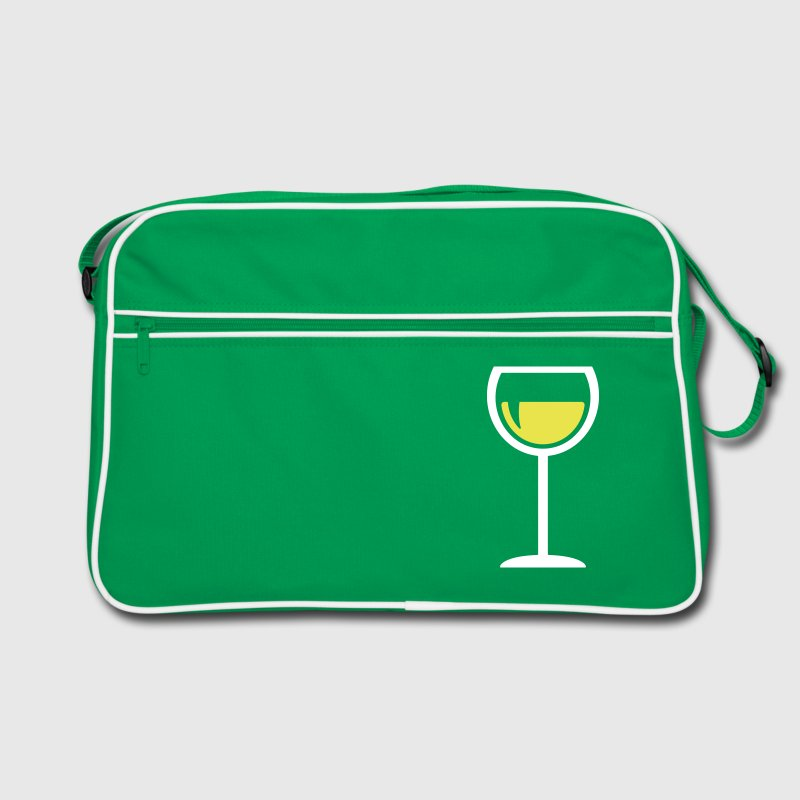 Wine glass - Retro Bag