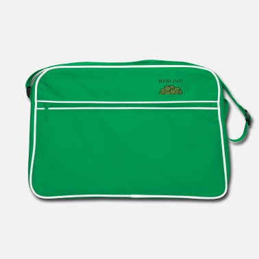 Brocoli Power - Retro Bag