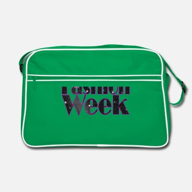 Week Fashion Week - Fashion Week - Retro Bag