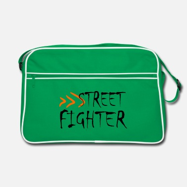 Streetfighter STREETFIGHTER - Retrotasche