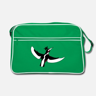 Kingfisher - kingfisher - Retro Bag