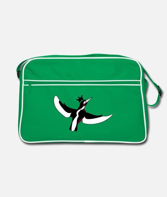 Water Bags & Backpacks - Kingfisher - kingfisher - Retro Bag kelly green/white