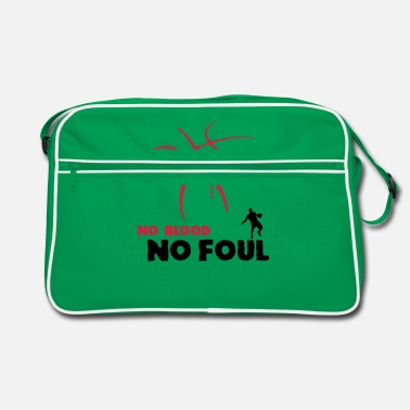 Foul no blood no foul basketball - Retrolaukku