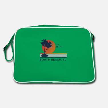 South Beach South Beach FL - Retro Bag