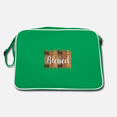 Blessed Home Blessed - Retro Bag