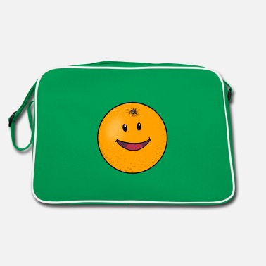 Orange Orange oranges orange juice - Retro Bag