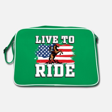 Western Riding Western riding - Retro Bag