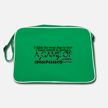 Charade Game of Charades 53 G - Retro Bag