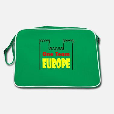 Demokrat Europa - Retrotasche