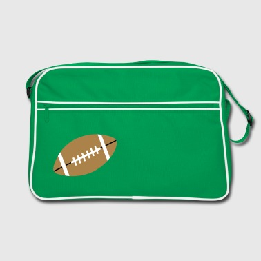 football - Retro Tasche