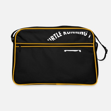 Running Turtle Running Team - Retro Bag