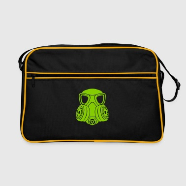 Gas mask - Retro Bag