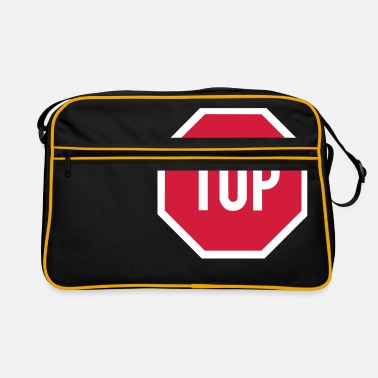 TOP sign - Retro Bag