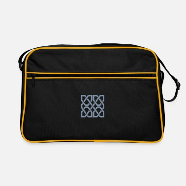Celtic Symbol Celtic knot - Retro Bag