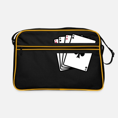 Cards poker cards - Sac vintage