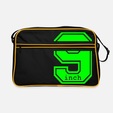 Soccer 9 inch - Retro Bag