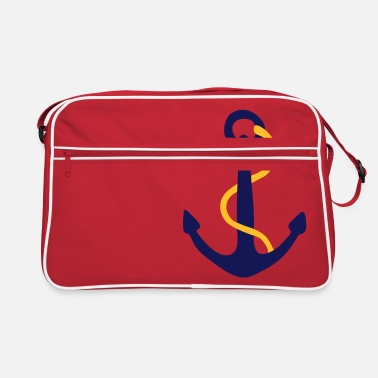 Foul Fouled Anchor - Retro Bag
