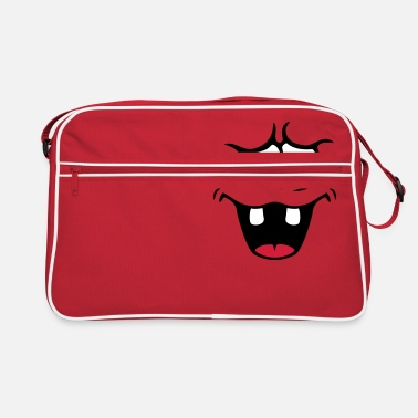 Laughter Laughter - Retro Bag