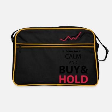 Buy Hold - Retrotasche