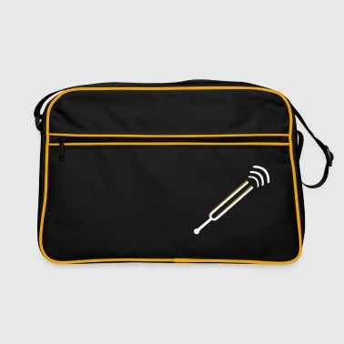 tuning fork - Retro Bag