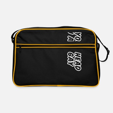 Amazing turn your head if you are gay - Retro Bag