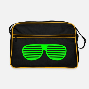 Glass glasses - Retro Bag