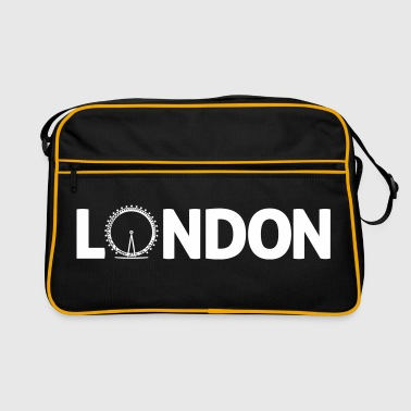 London - Retro Tasche