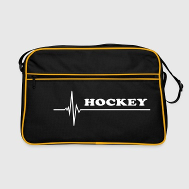 Hockey - Borsa retrò