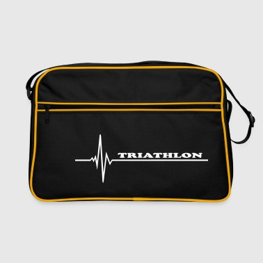 Triathlon - Borsa retrò