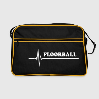 Floorball - Retro Tasche