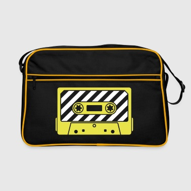 Audio Tape - Music Cassette - Retro Bag
