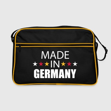 Made In Germany - Retro Tasche