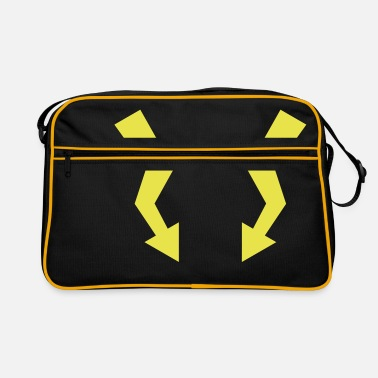 Lightning Flashes - Lightning - Retro Bag