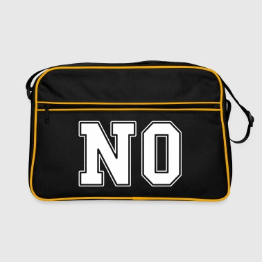 NO college - Retro-tas