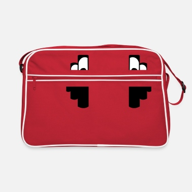 Dumbbell Dumbbell - Retro Bag