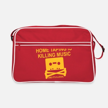 Personalize: Home Taping - Retro Bag